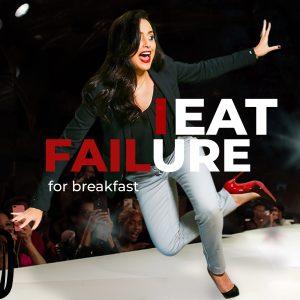 I eat failure for breakfast - Libro de negocios y emprendimiento